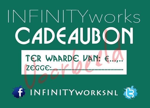 Cadeaubon INFINITYworks