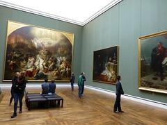 In der Neuen Pinakothek in München