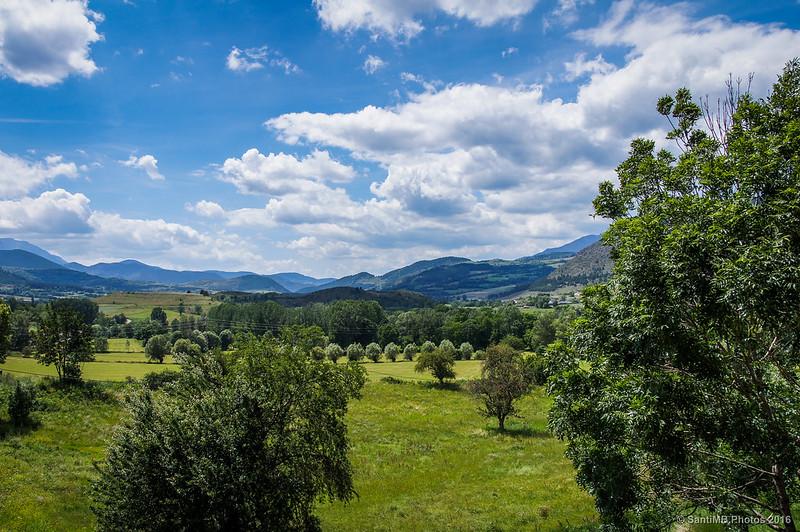 El Turó de Gallissà desde Ca La Núria
