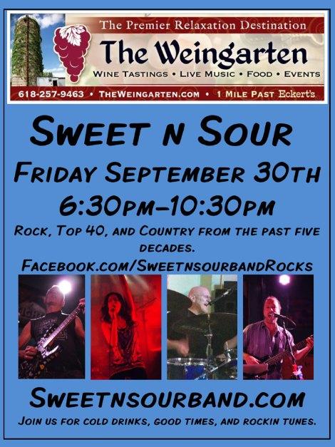 Sweet n Sour 9-30-16