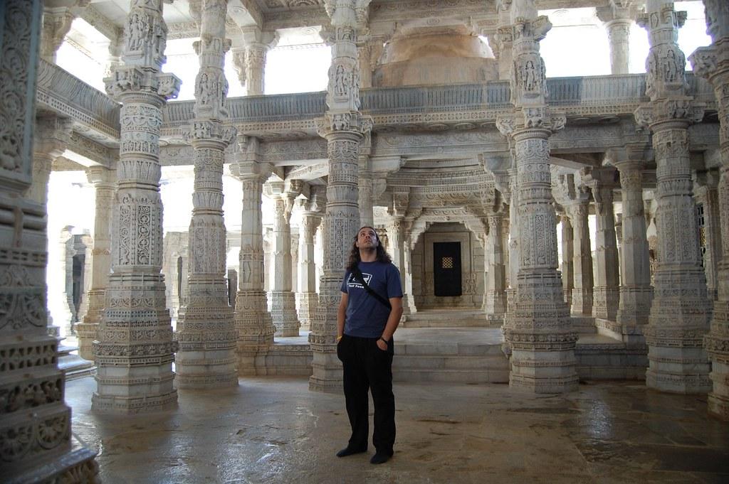 En la India hay templos que te dejarán mudo