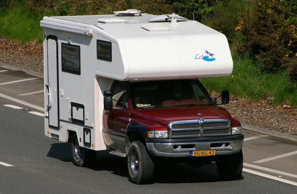 Dodge Ram Rv Motor Home With 39 Levy 39 Camper Netherlands