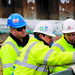 Costain construction workers