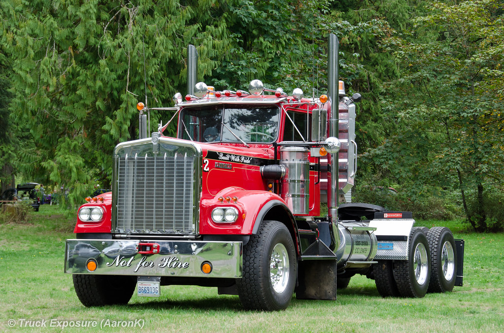 9907540946 on old kenworth trucks