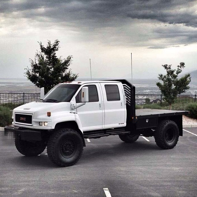 Gmc Topkick For Sale 4x4: A GMC C5500? Sweet Work Truck! Photo By Nogoodnamesleft On