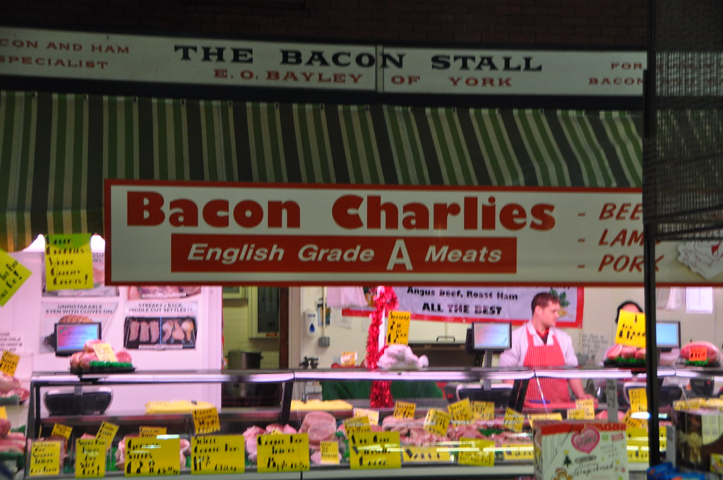 Dsc 2932 bacon charlies scunthorpe food market for Charlie s fish market