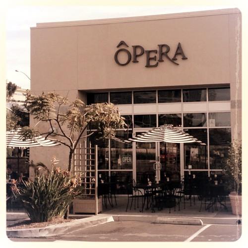 Opera brunch