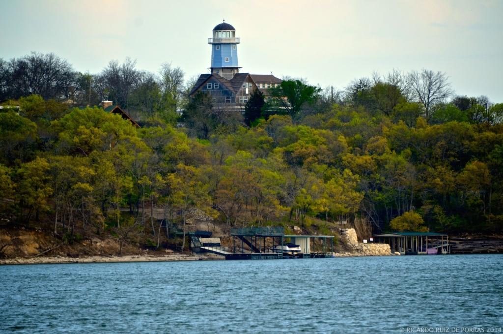 Moss Lake Lighthouse Gainesville Tx Ricardo Ruiz De