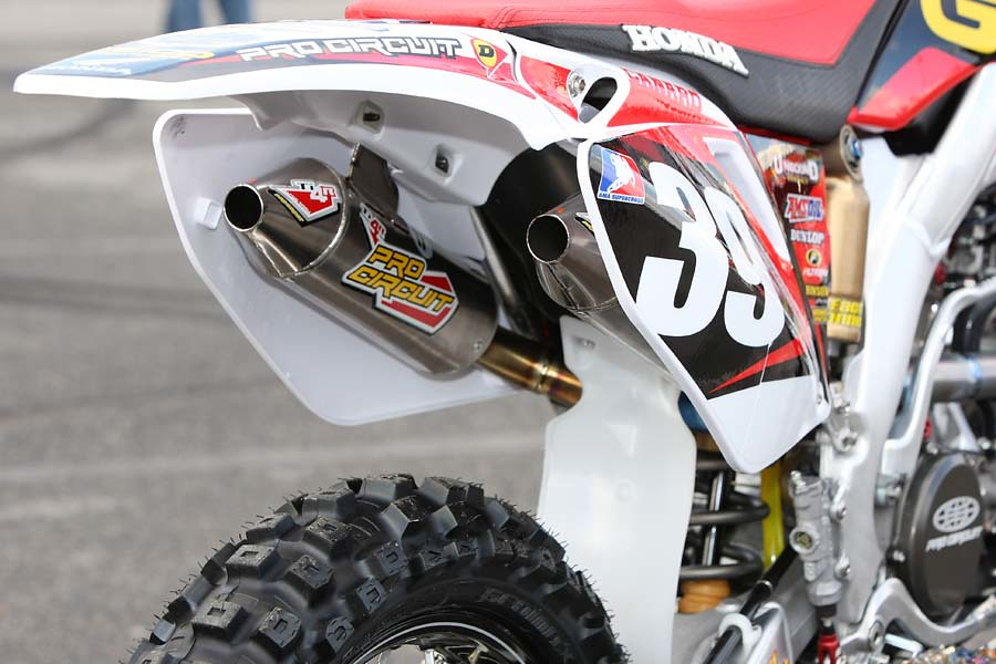 Trey Canard S 2009 Geico Powersports Factory Connection Ho
