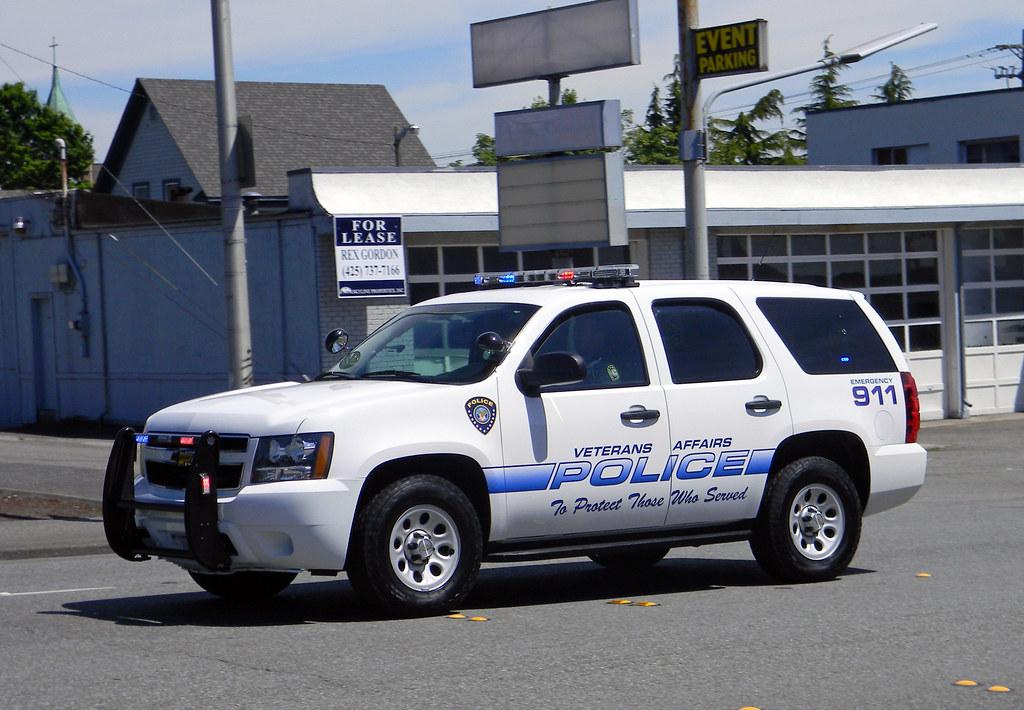 veteran affairs police