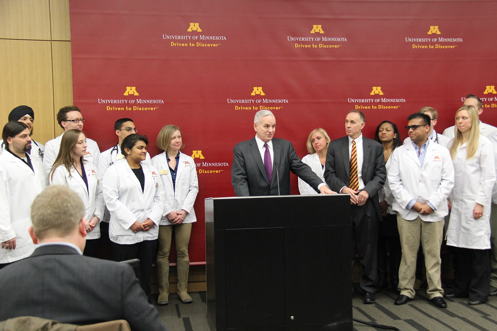 Governor Dayton Proposes Major New Investment in University of ...