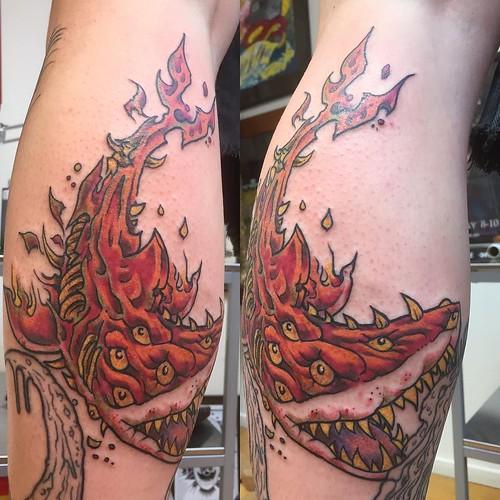 Best decorations on Kadinika.com #amsterdam # ... Zombie Shark Tattoo