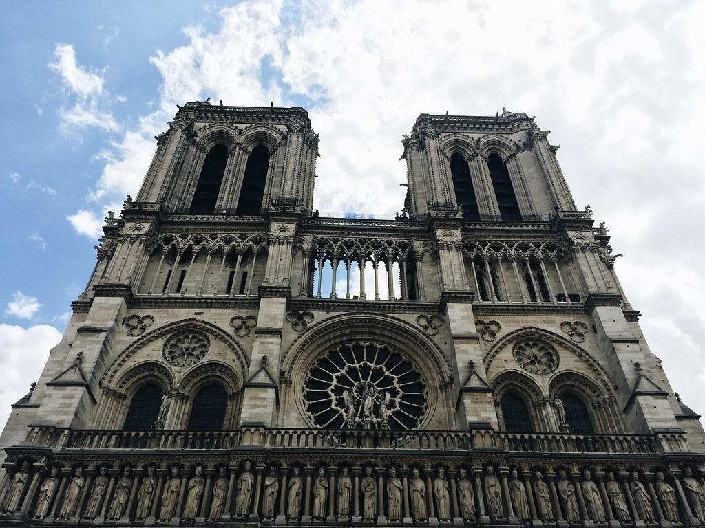 Paris 2016 Notre Dame