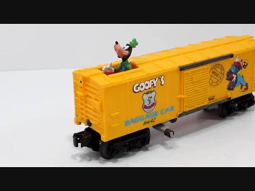 Goofy wagon