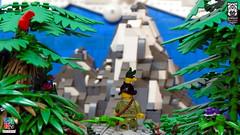 LoR/TSJ - The Mountain by Kingdomviewbricks