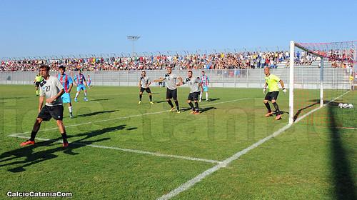 Catania-Sicula Leonzio 1-0