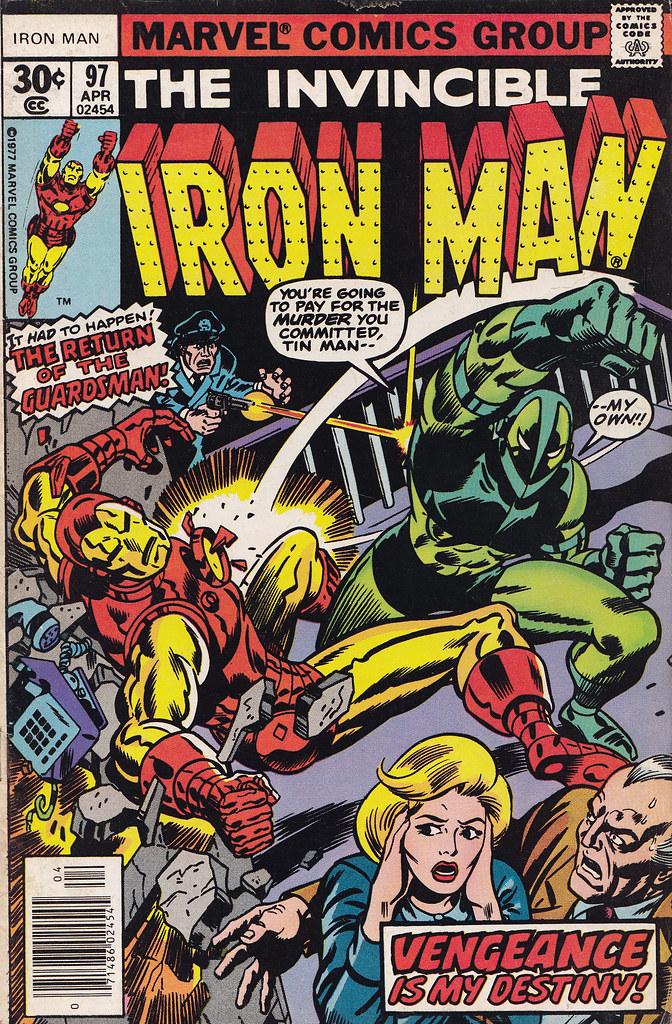 iron man reihe
