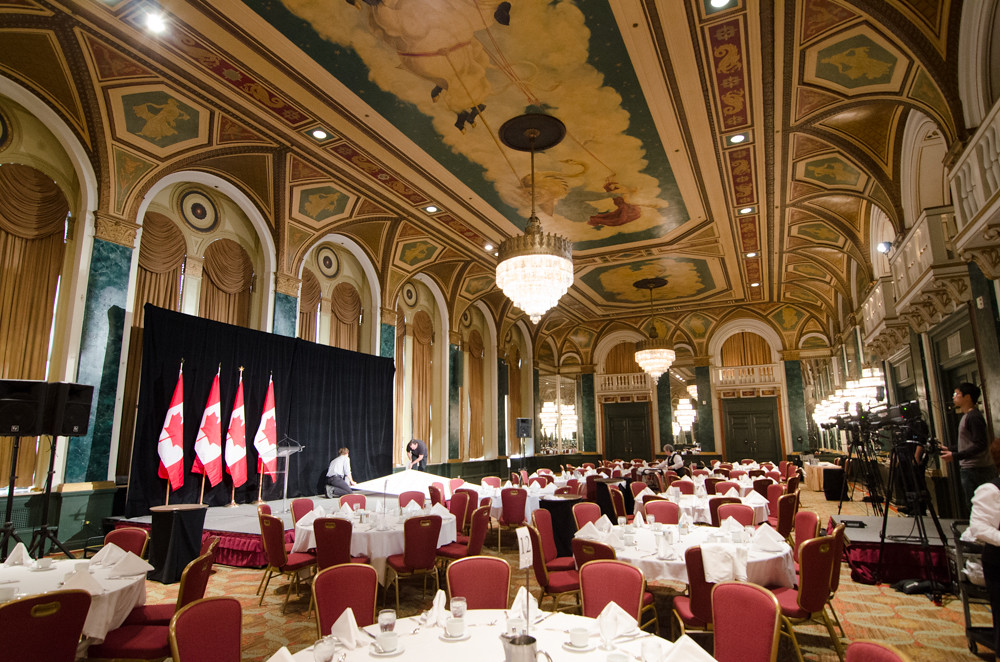 Toronto Hotel Fairmont