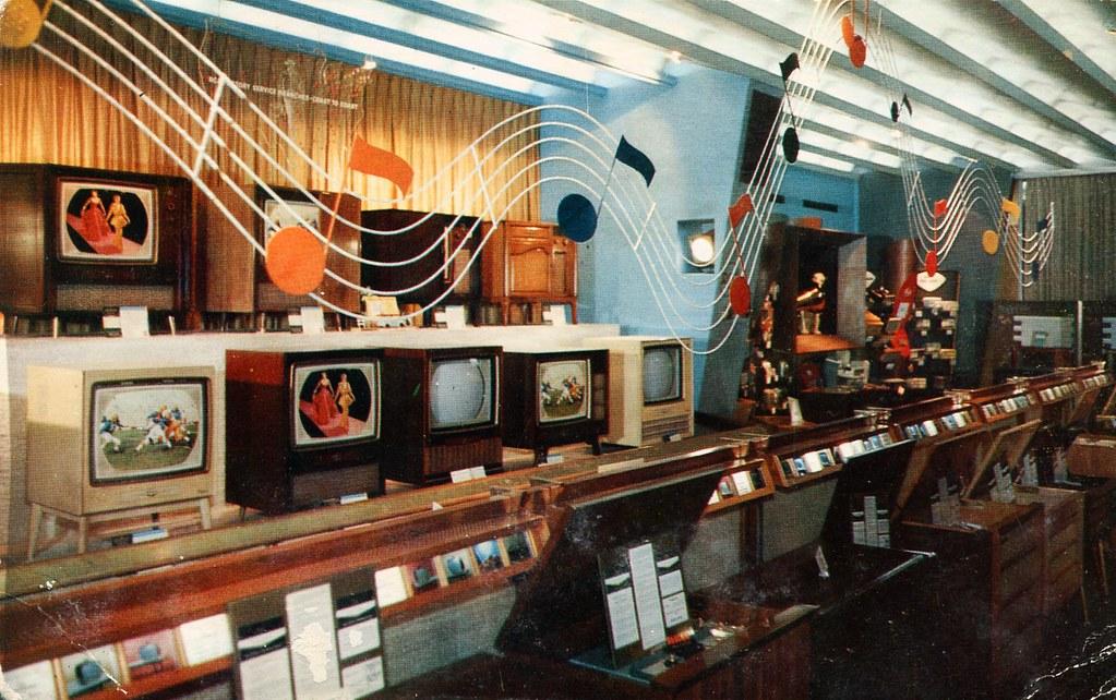Rca Exhibition Hall New York Swellmap Flickr
