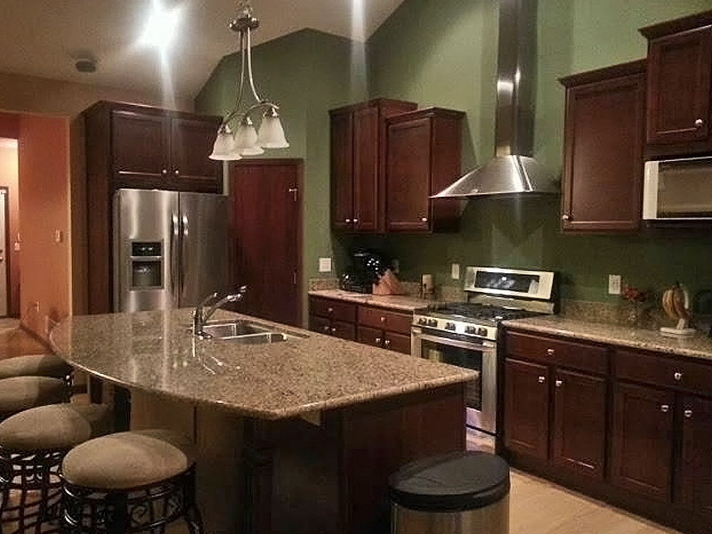 Custom Ellsworth B Kitchen | Photo provided by Schumacher
