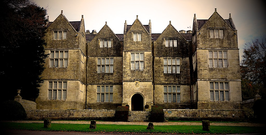 Old Manor House Kingston Maurward - DSC06023 | One of