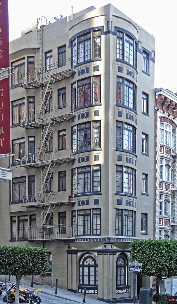 San Francisco Apartment: San Francisco Apartment Building