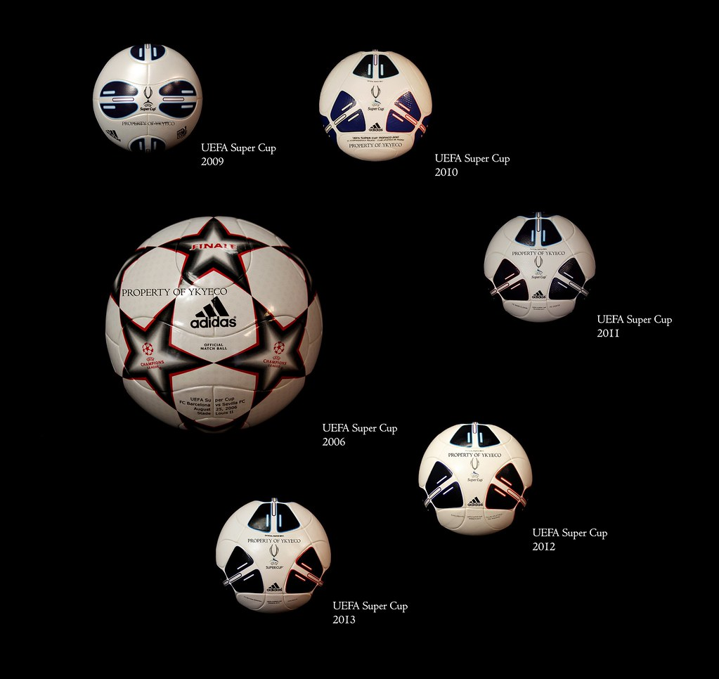 Uefa Super Cup: UEFA SUPER CUP TOURNAMENT ADIDAS MATCH BALL