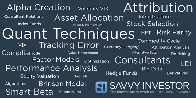 Savvy Investor wordle factor models