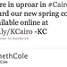 Kenneth Cole tweets