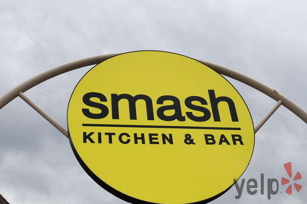 Smash Kitchen And Bar Map