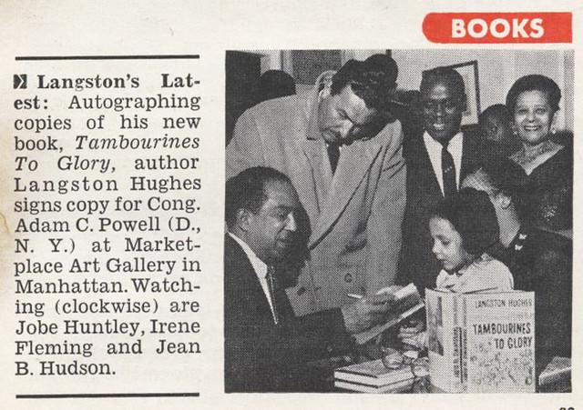 Langston Hughes  Lates...