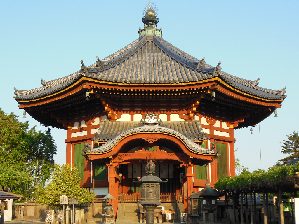 Good Morning In Japanese Yahoo : Good morning kofukuji temple 奈良市登大路町 興福寺 南円堂 kofuku