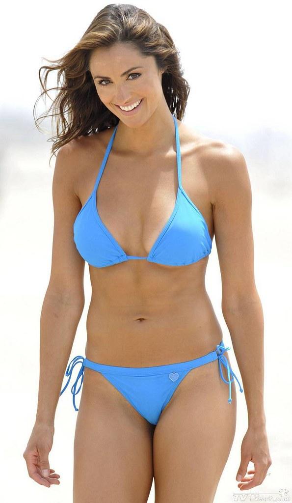 Light blue bikini
