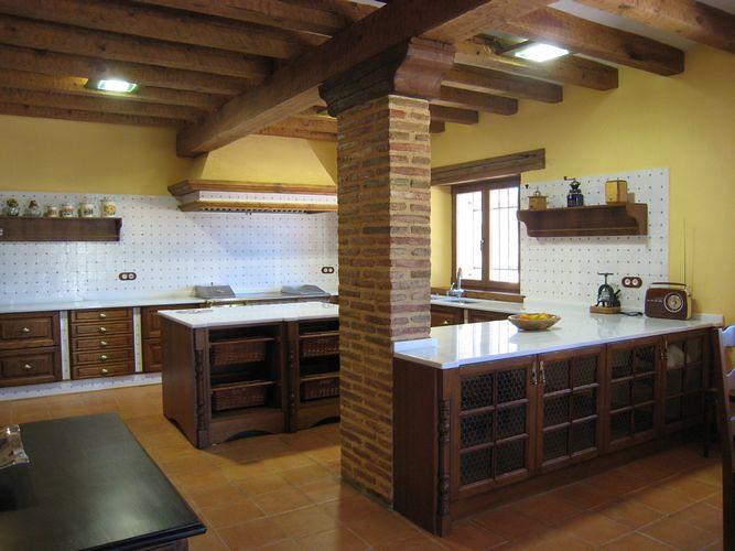 Diseno De Cocinas En Titulcia Mas Cocina Rustica 2 Flickr - Como-disear-una-cocina-rustica