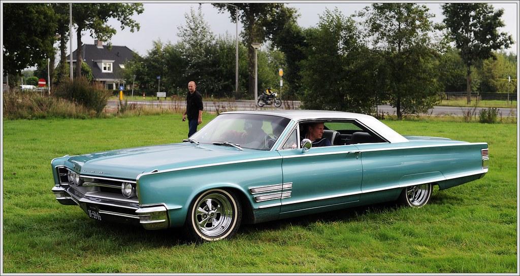 White Chrysler 300 >> Chrysler 300 Coupé / 1966 | Ruud Onos | Flickr