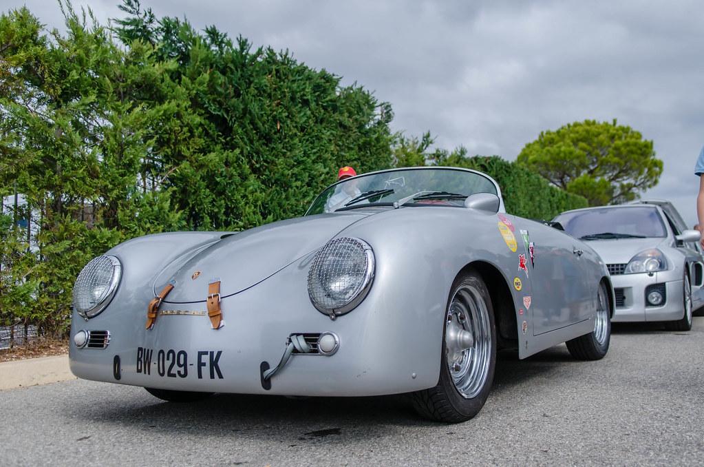 Porsche 365 Speedster Porsche 365 Speedster Flickr