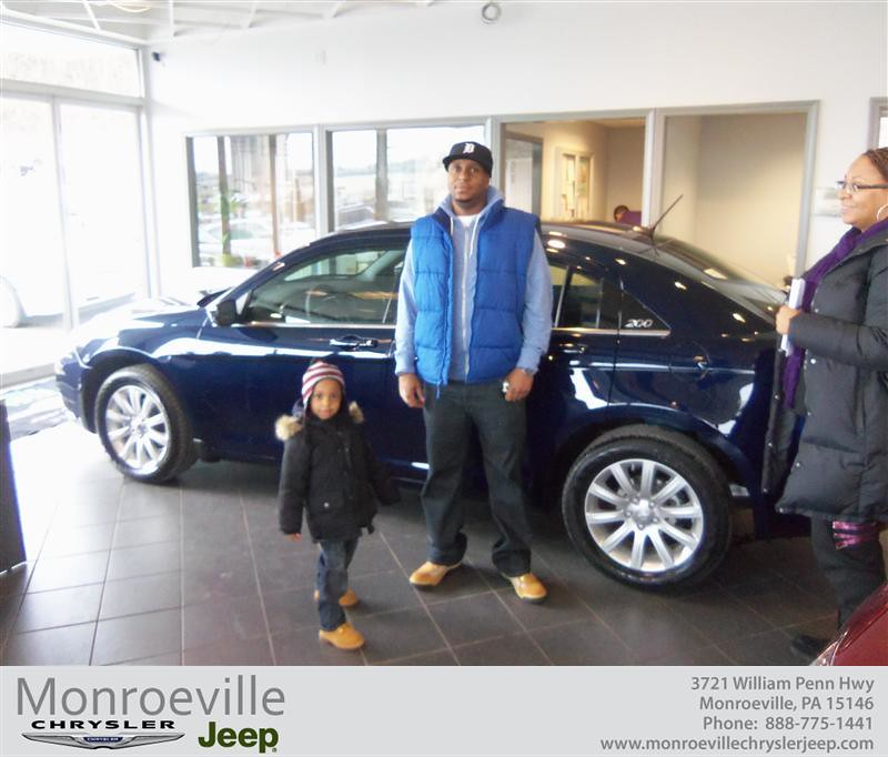 Happy Anniversary To Bruce Y On Your 2013 #Chrysler #200 S