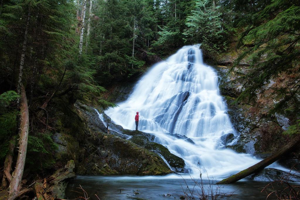 Lake 22 Hike Waterfall by Michael Matti | Michael Matti ...
