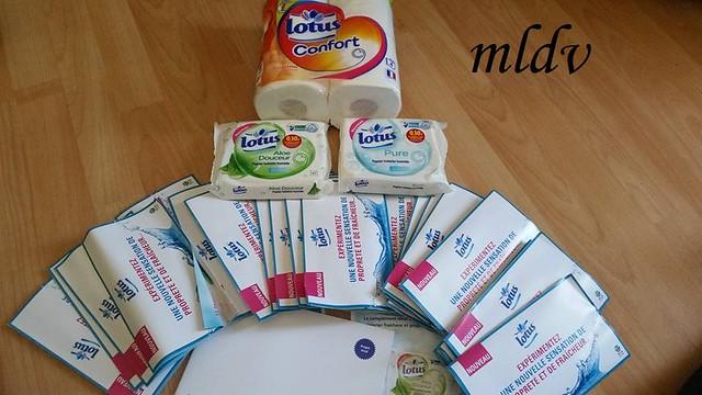 campagne lotus papier toilette humide trnd