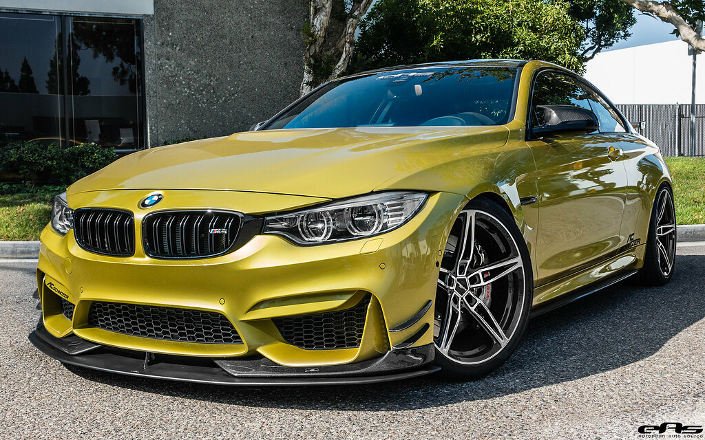 Eas Ac Schnitzer Acs4 Build Austin Yellow M4 Bmw M3 Forum