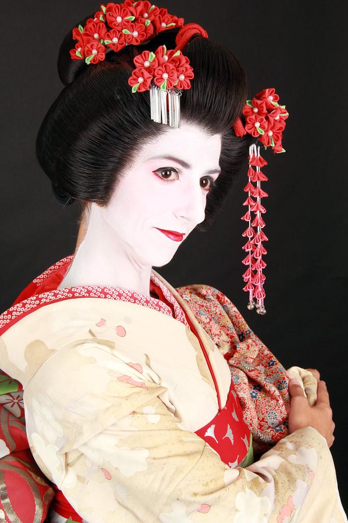 Convertidos en Maiko en Japón