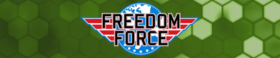 Freedom Force: The Five Earths Project