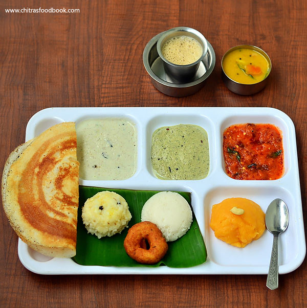 South Indian mini tiffin recipes