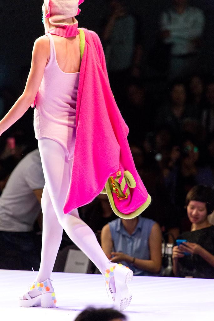 Cashmere Fashion Show