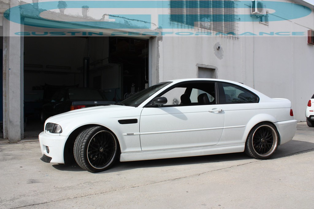 Bmw E46 330i To M3 Conversion With New Projekt Waiting