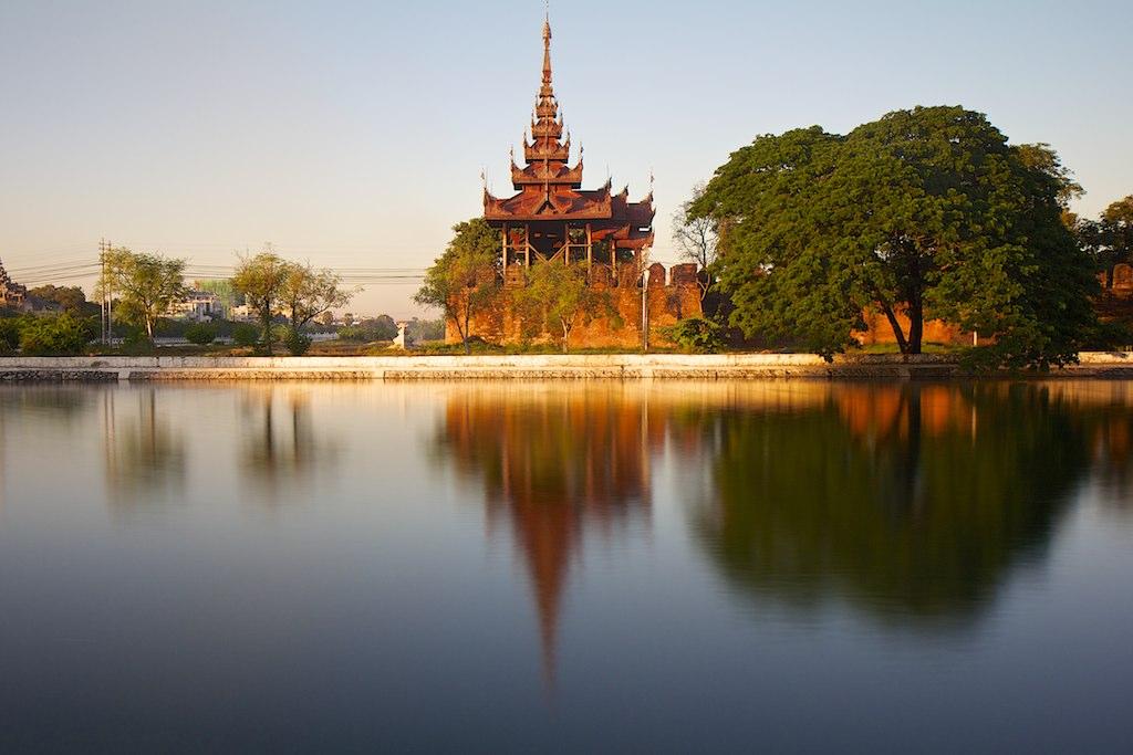 Mandalay Palace Mandalay Myanmar Pabs242 Flickr