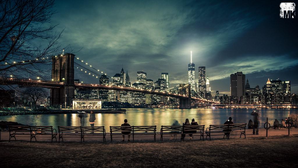 brooklyn bridge wallpaper mac