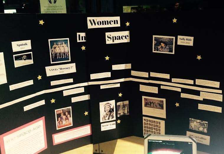 APUSH: Women in Space