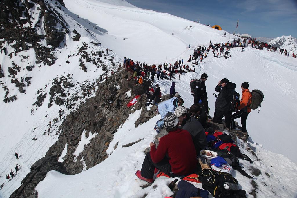 Rosablanche - 3160 m.
