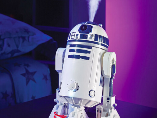 R2-D2 ultrasonic humidifier